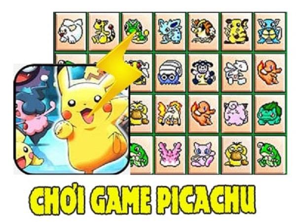 Cách chơi pikachu đạt điểm cao nhất cho người mới