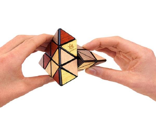 Cách giải rubik tam giác dễ hiểu cho người mới chơi