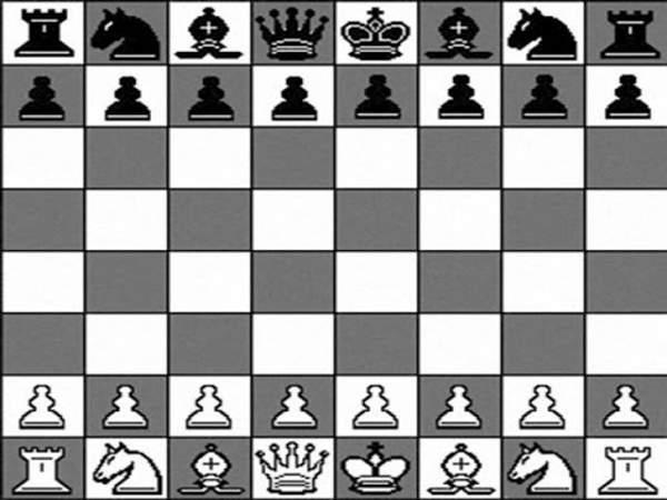 Cách xếp bàn cờ vua