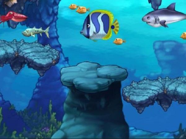 Mẹo chơi game Game cá lớn nuốt cá bé
