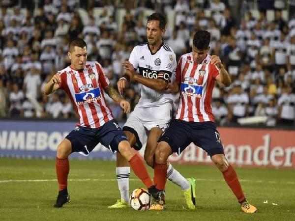 Dự đoán bóng đá Bolivar vs Junior Barranquilla, 7h30 ngày 16/4