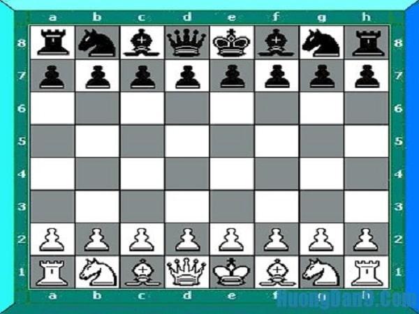 Hướng dẫn cách chơi cờ vua