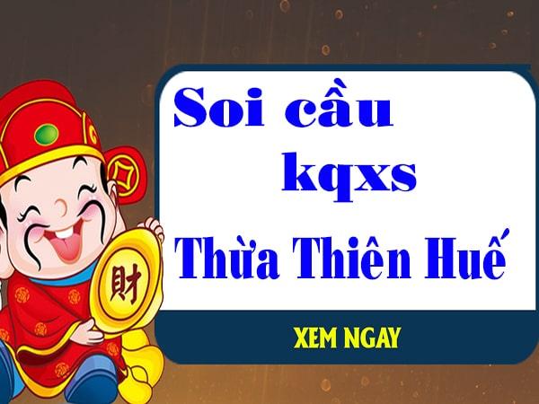 Soi cầu XSTTH 12/4/2021 soi cầu bạch thủ xs Thừa Thiên Huế hôm nay
