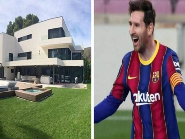 Tin bóng đá ngày 4/5: Messi mời cả đội về nhà riêng họp mặt