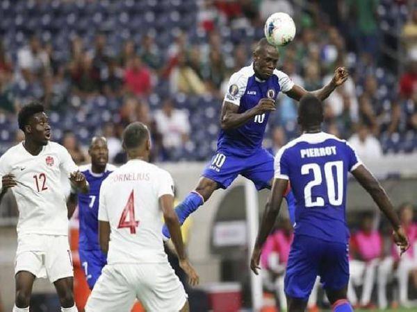 Dự đoán kèo Haiti vs Canada, 06h30 ngày 16/7 – Gold Cup 2021