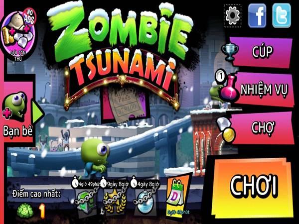 Top Game Zombie Online được nhiều người chơi lựa chọn