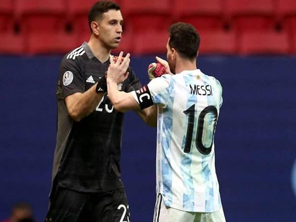 Tin bóng đá 19/7: Emiliano Martinez chê EURO không bằng Copa America