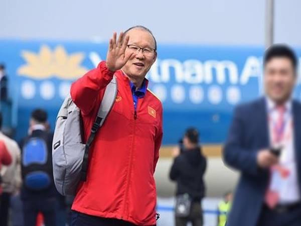 Tin bóng đá 26/7: Vợ chồng HLV Park và 2 trợ lý sắp trở lại Việt Nam