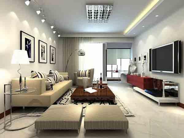 Phong thuỷ phòng khách: Không nên ngăn cách thành các phòng nhỏ
