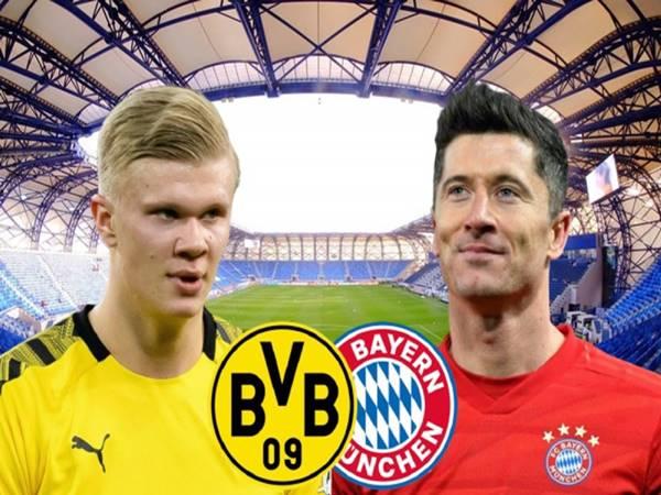Dự đoán Dortmund vs Bayern, 01h30 ngày 18/8 Cup Đức
