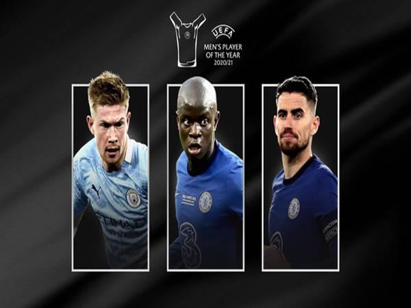 Tin bóng đá 20/8:  UEFA đề cử giải Cầu thủ xuất sắc nhất châu Âu
